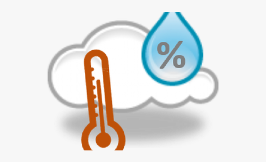 Humidity Clipart Air Temperature.