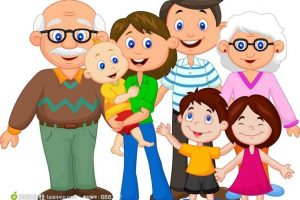 Relatives clipart 3 » Clipart Station.