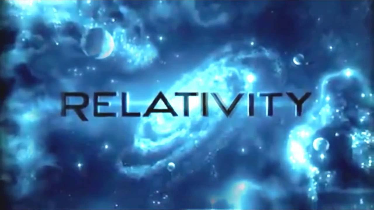 Relativity media logo (SLN! media group).