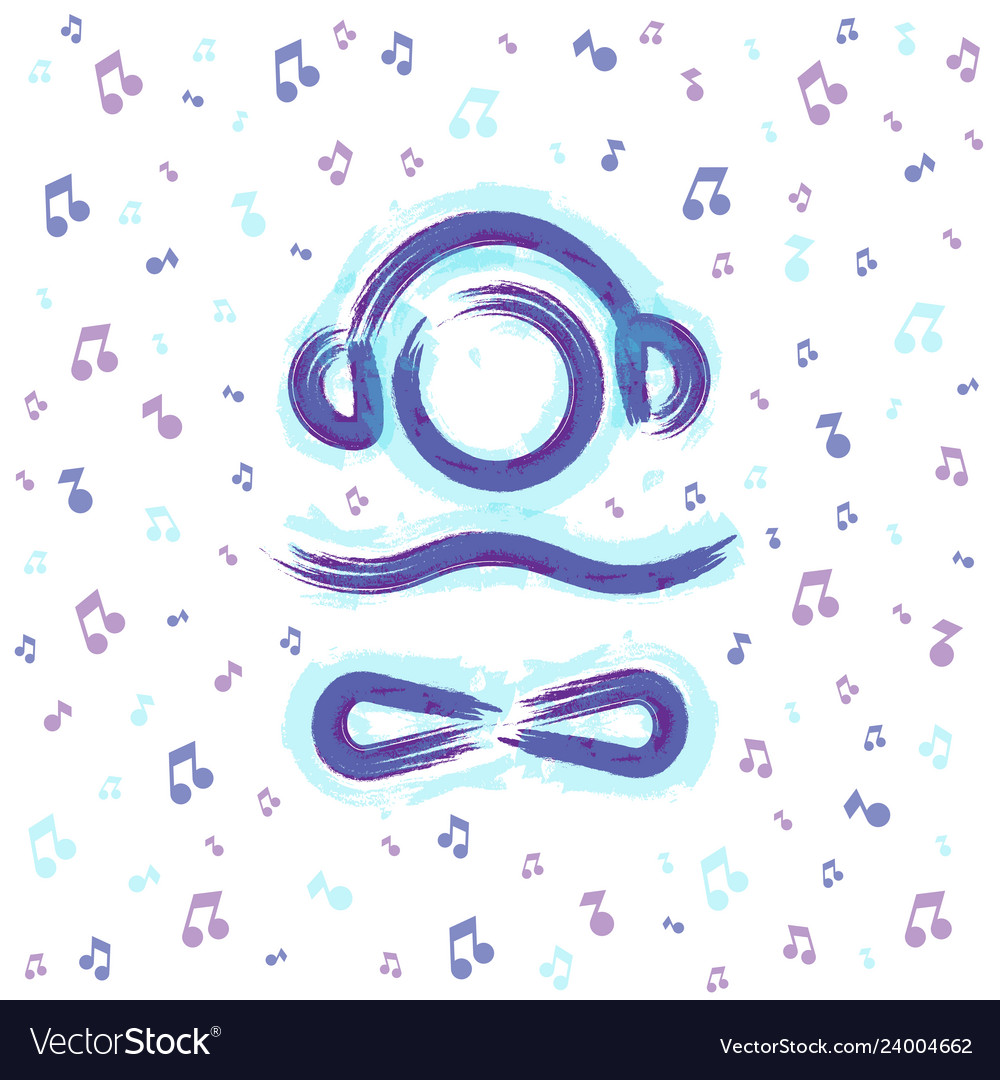 Relax and lounge music colorful logo logo for.