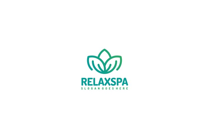 Relax Spa Logo by 3ab2ou on Envato Elements.