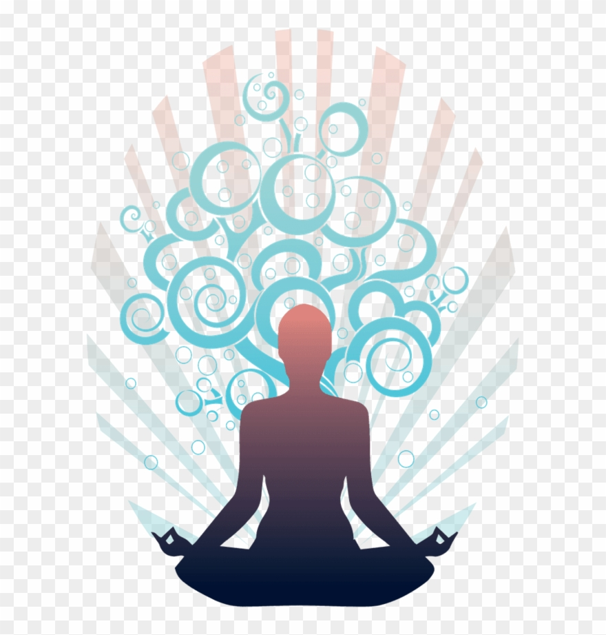 Meditation Clipart Muscle Relaxation.