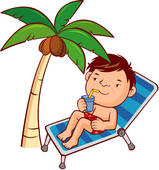 Relaxation Clip Art Free.