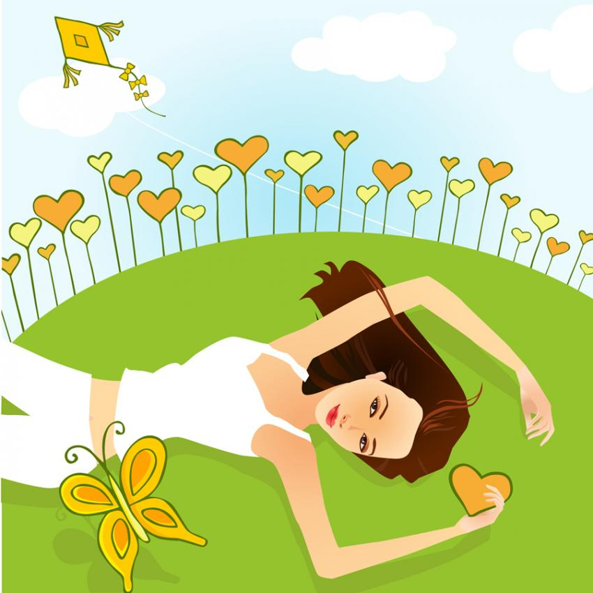 relaxation techniques clipart clipground