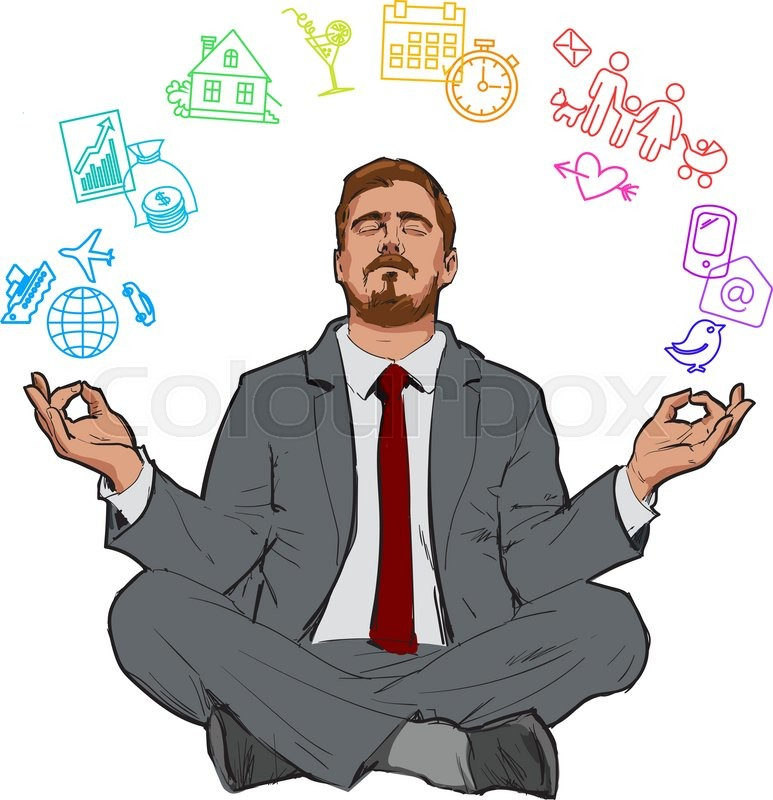 Person relaxing clipart 5 » Clipart Station.