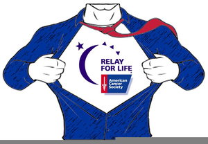 Free Relay For Life Clipart.