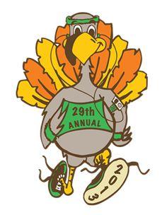 Concord turkey trot 5k.