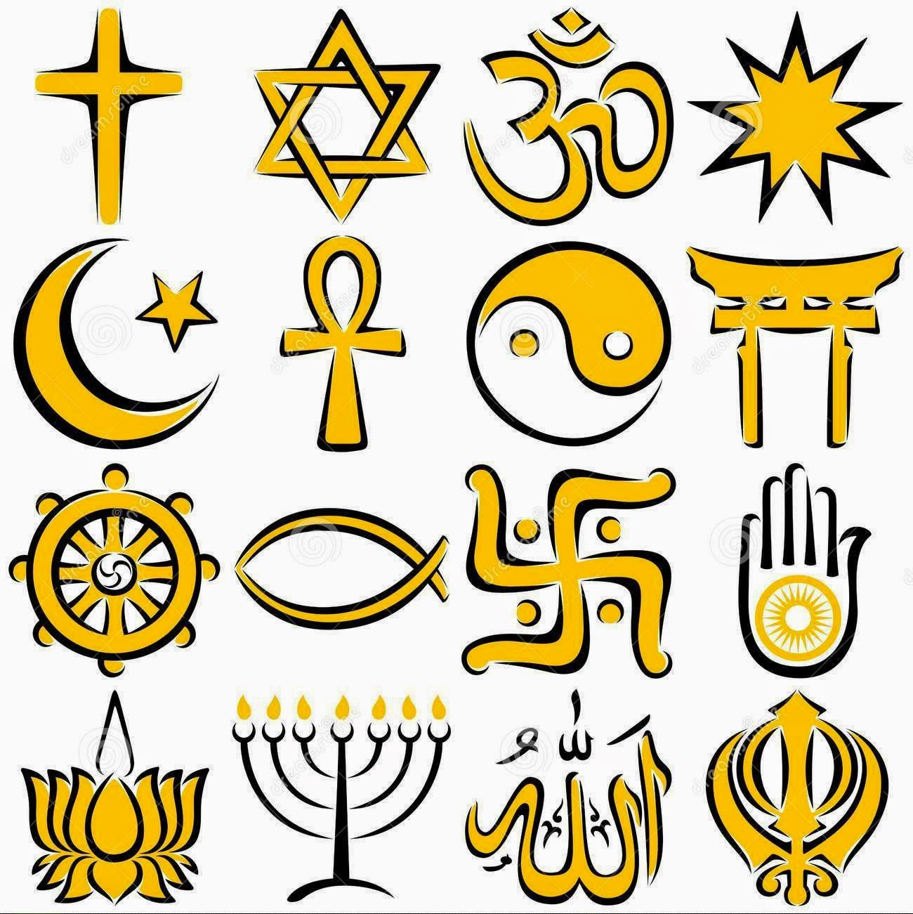 Religion Clip Art With Scriptures.