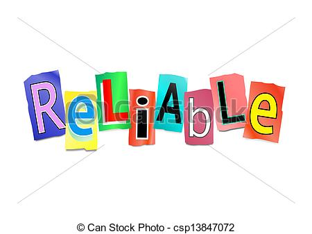 reliable clipart free #15
