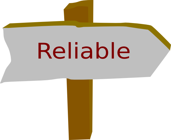 Reliable Clipart.