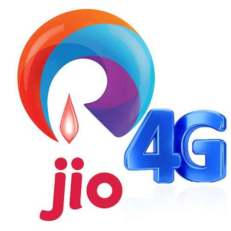 Reliance jio vector Logos.