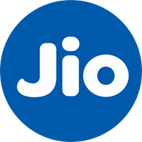 Reliance Jio Logo Vector.