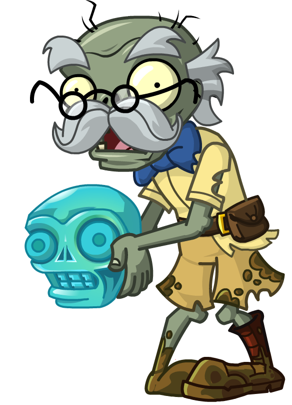 Lost City Part 2 Characters Revealed in Plants vs. Zombies 2.