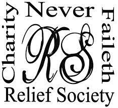 relief society clip art.