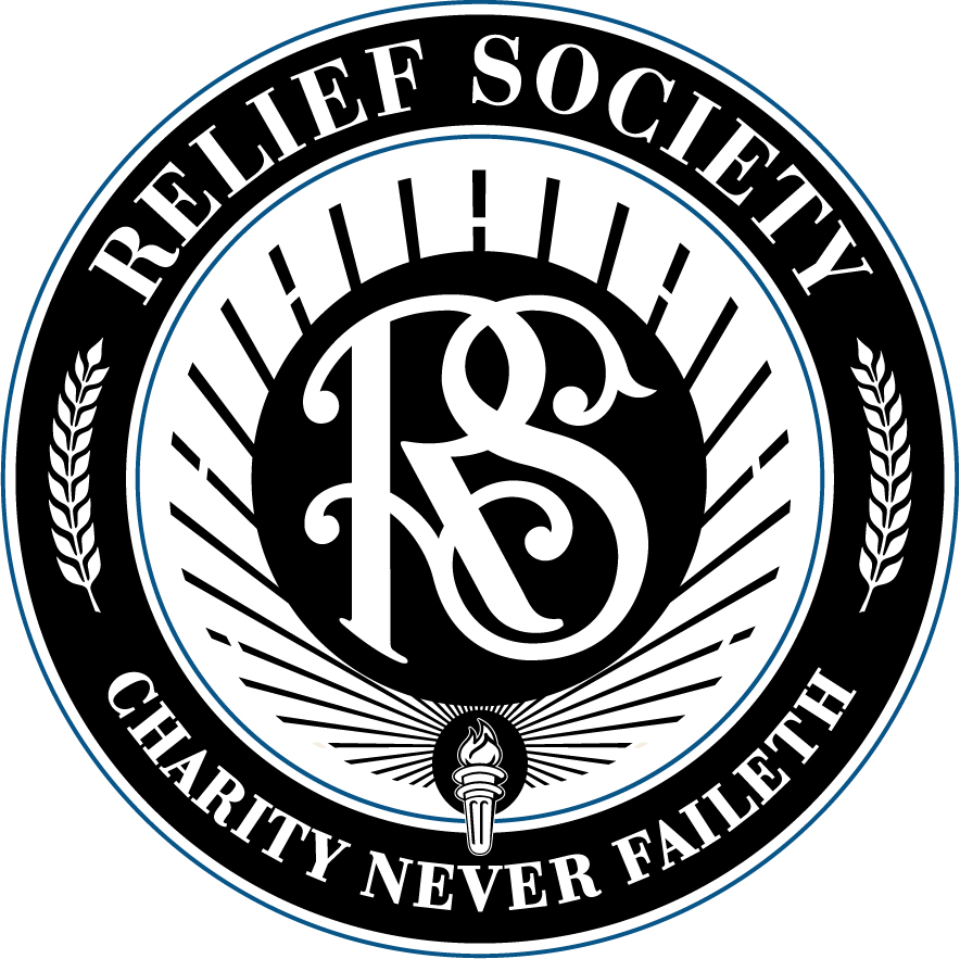 relief society cute clipart #19