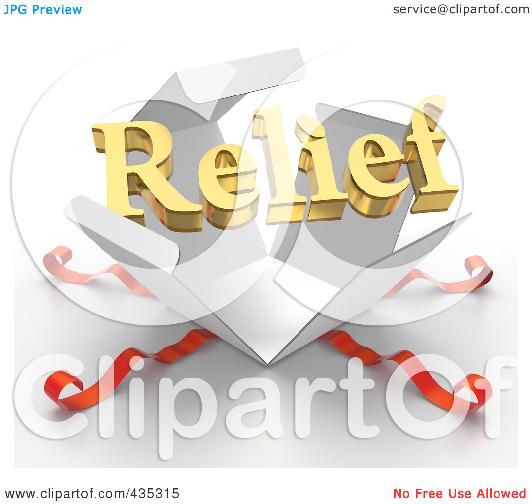 3d relief clipart free.