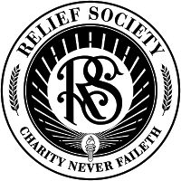 relief society cute clipart #2