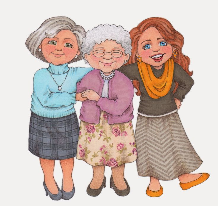 relief society cute clipart #13