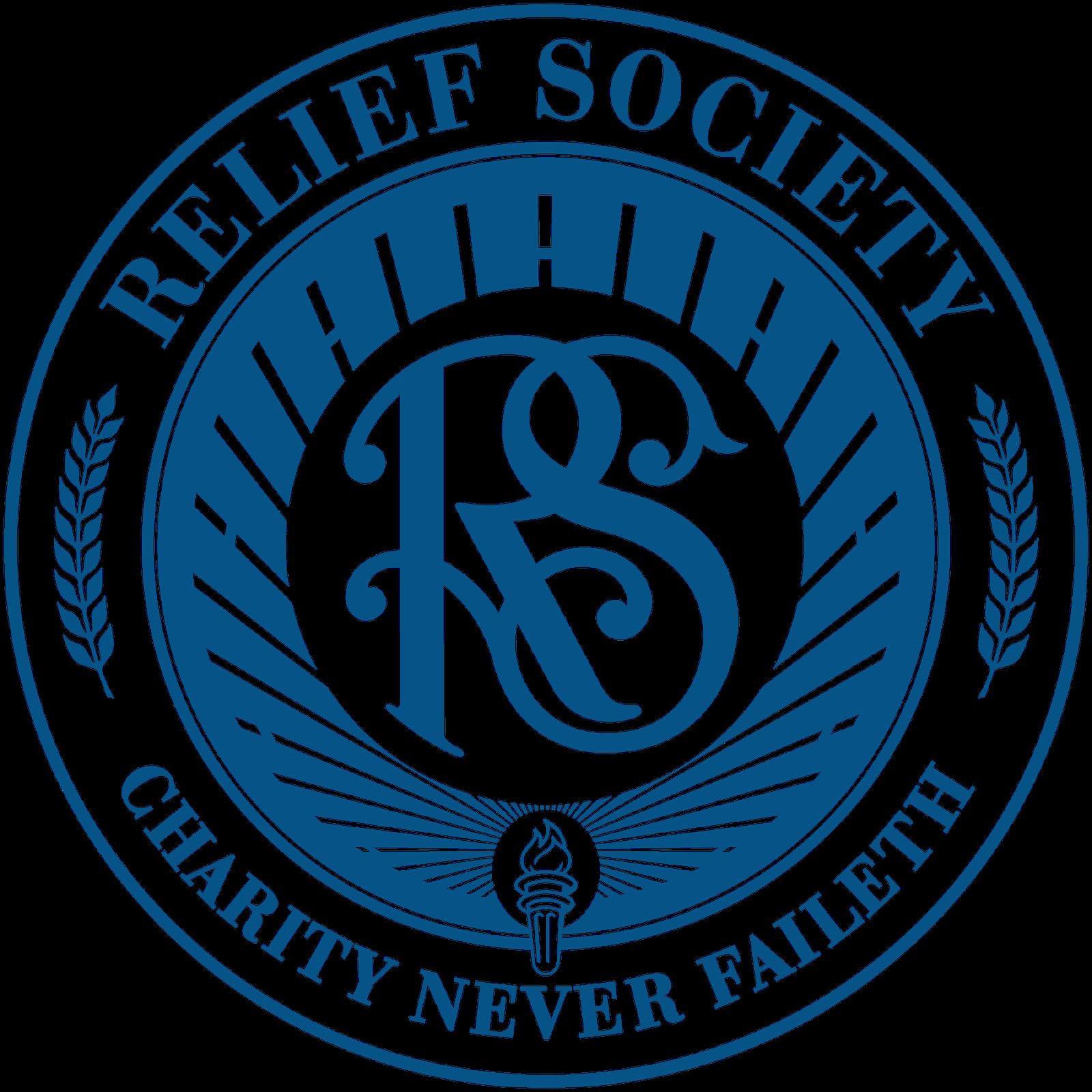 dw decorative: LDS Relief Society Logo.