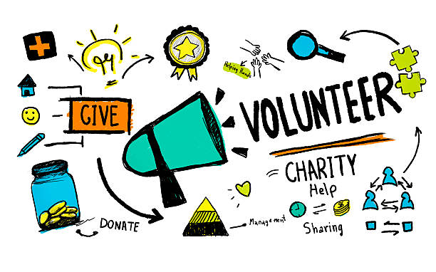 Charity And Relief Work Clip Art, Vector Images & Illustrations.