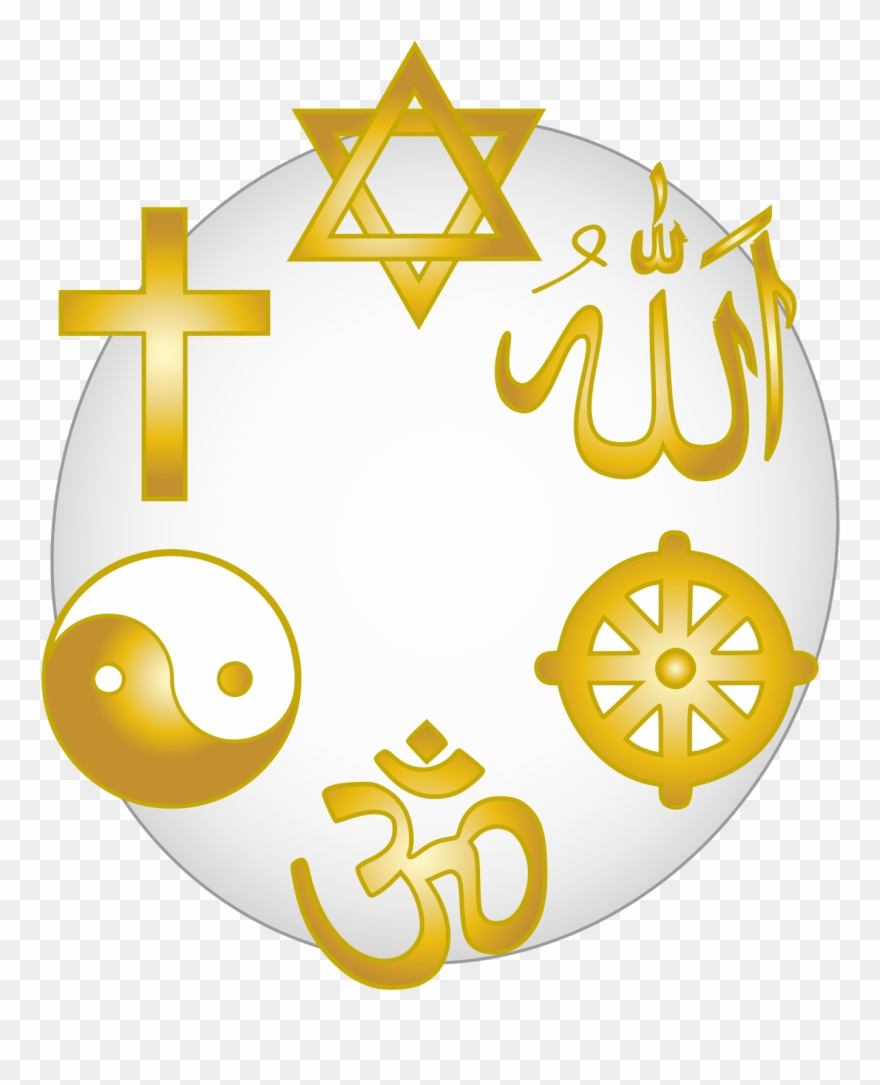 Religions Clipart.