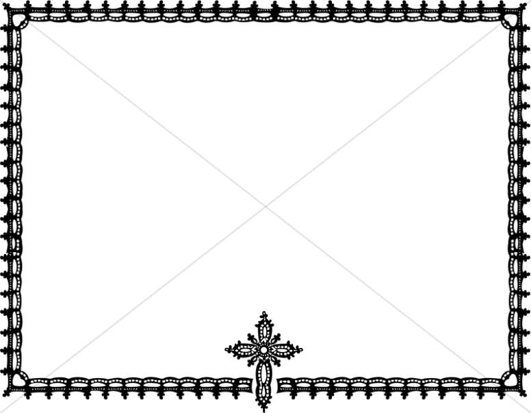 Religious Clipart Borders.