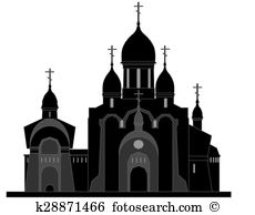 Religious building Clipart Illustrations. 2,819 religious building.