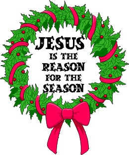 Similiar Religious Christmas Sayings Clip Art Keywords.