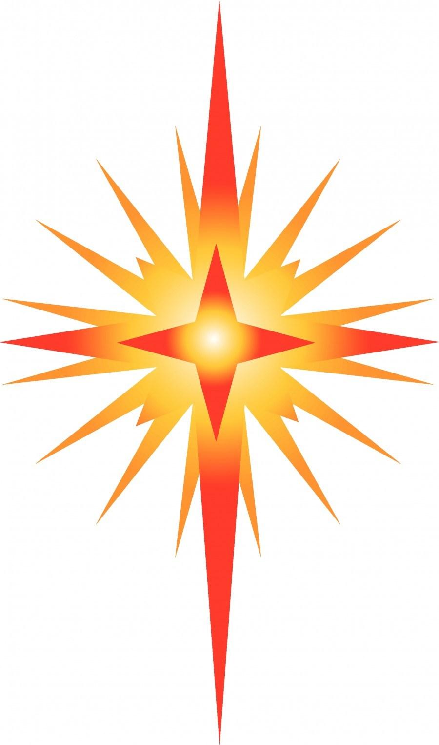 Religious christmas star clipart 4 » Clipart Portal.
