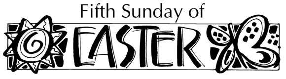 religious clipart fifth sunday of easter #10