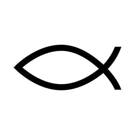 Religious fish symbol clipart 1 » Clipart Portal.