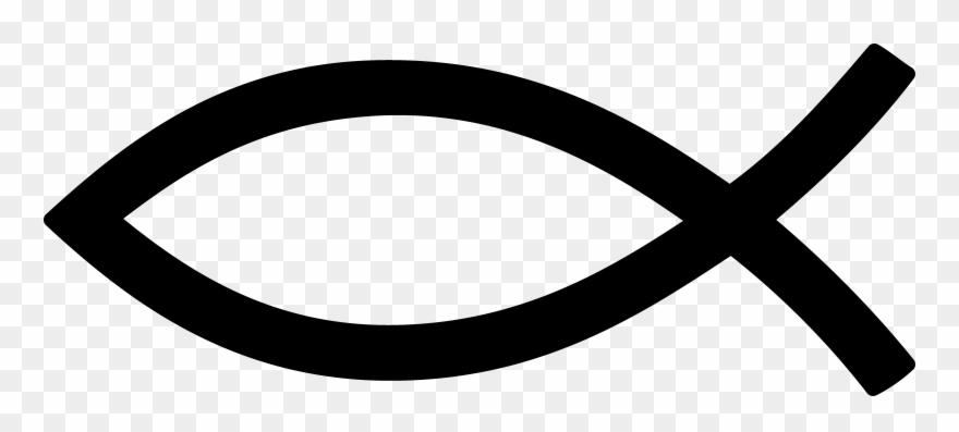 Ichthys Christian Fish Symbol.