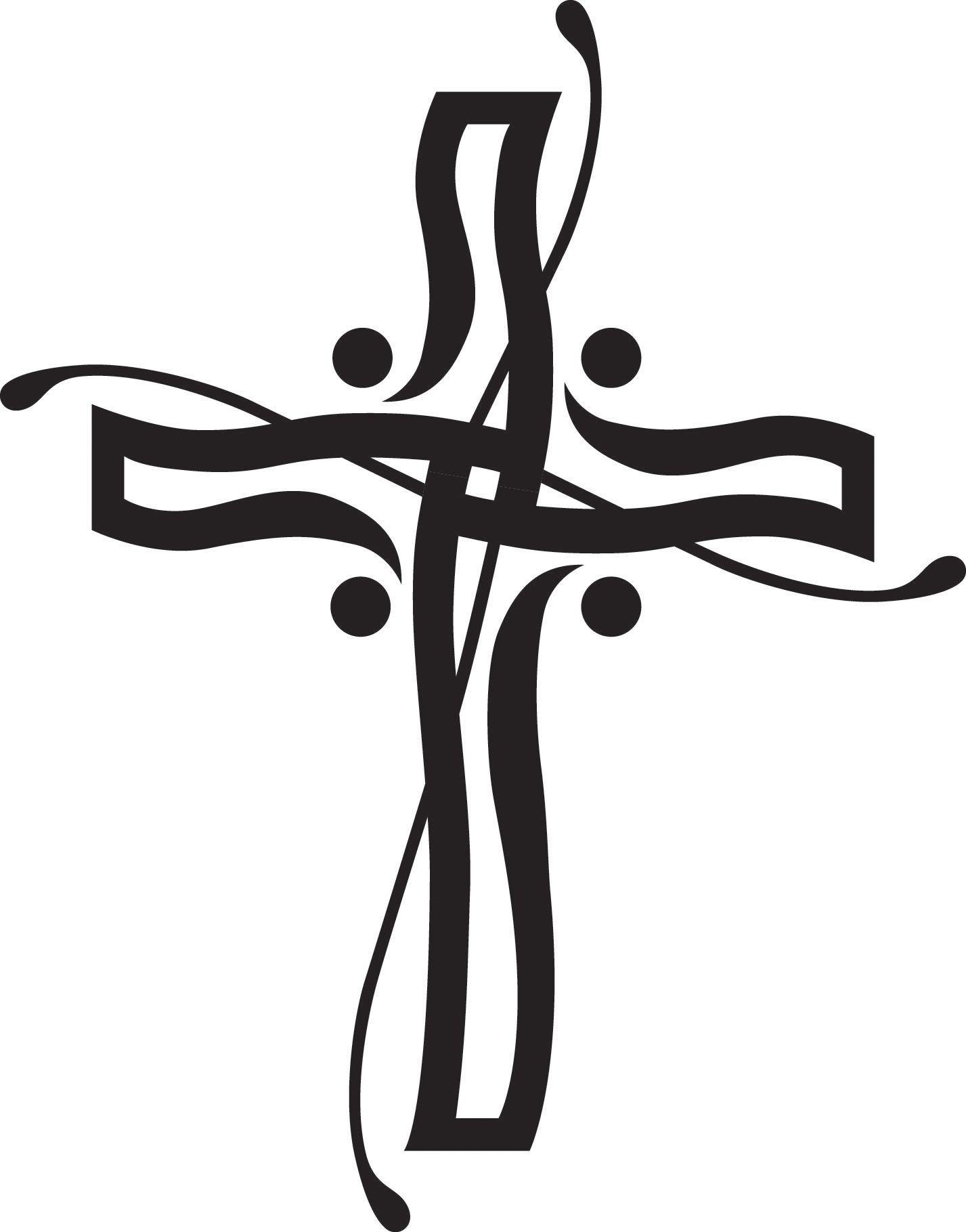 Christian Funeral Clip Art.