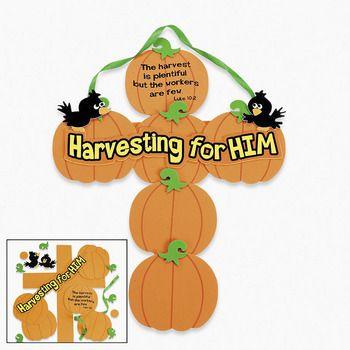 Christian Halloween crafts ….