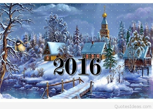 Christian Happy New Year Clipart.