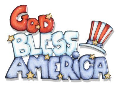 Christian Patriotic Clipart.