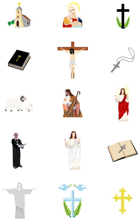 Vector Religion Clip Art, Free Download.