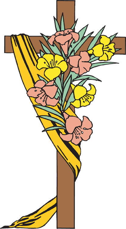 Free Religious Easter Clipart.
