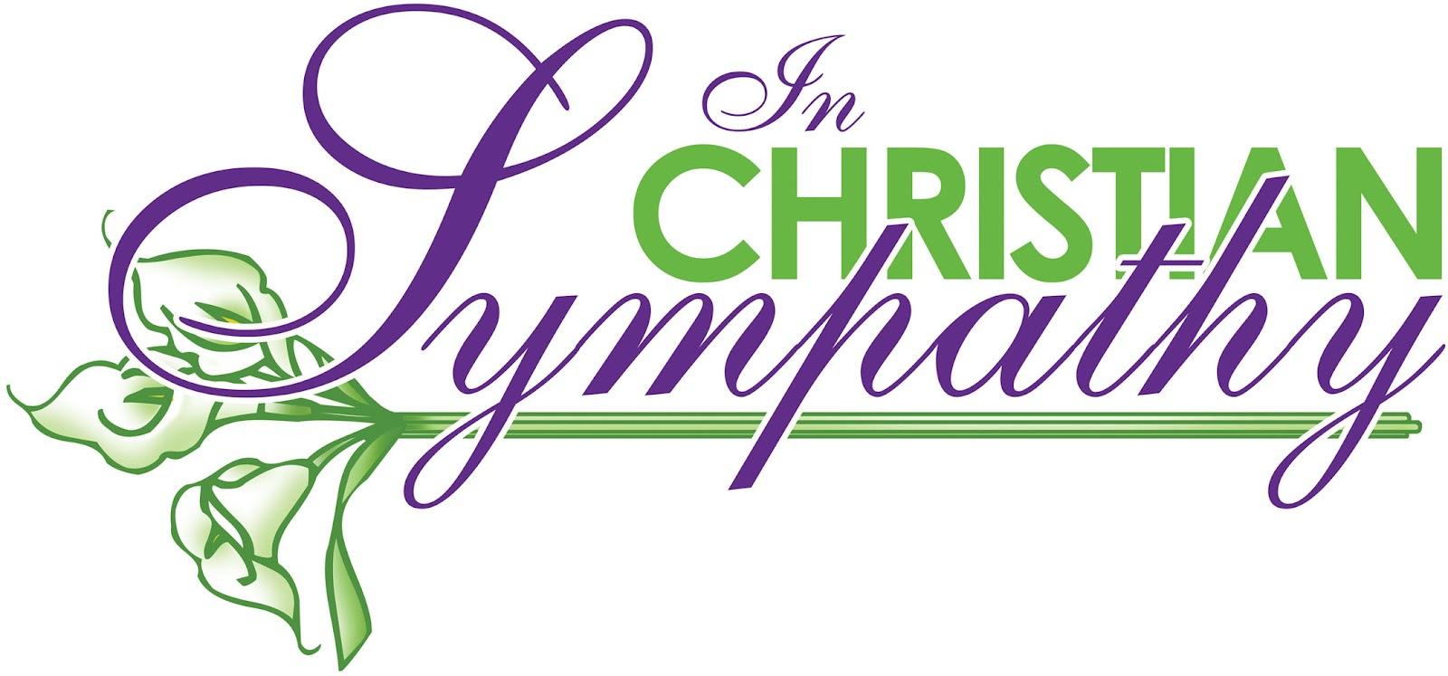 Free Christian Sympathy Clip Art free image.