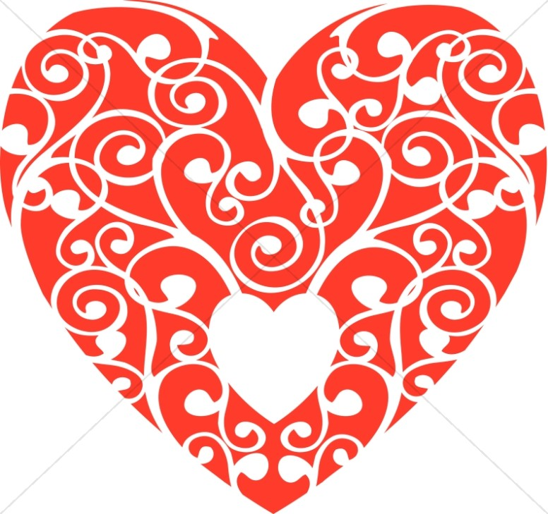 Christian Valentine\'s Day Clipart, Valentine\'s Day Images.