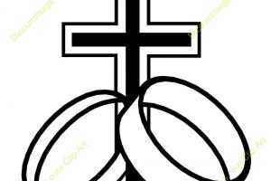 Religious wedding clipart free » Clipart Portal.
