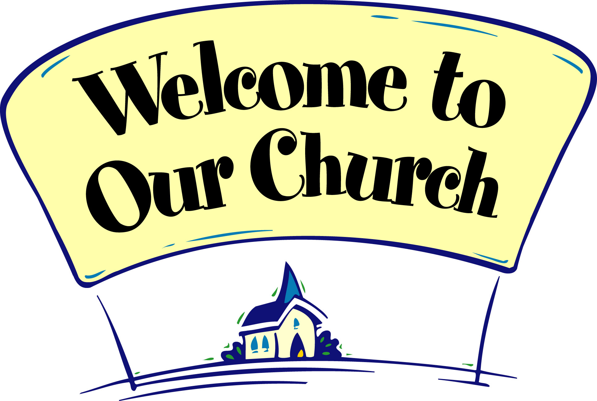Welcome To Worship Clipart.