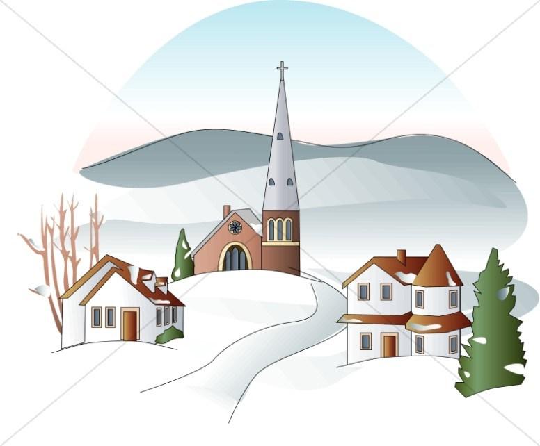 Christian winter clipart 6 » Clipart Portal.