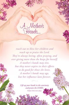 7 Best Christian Mother\'s Day Poems images.