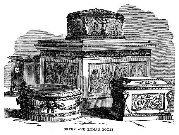 Reliquary Box Clip Art, Vector Images & Illustrations.