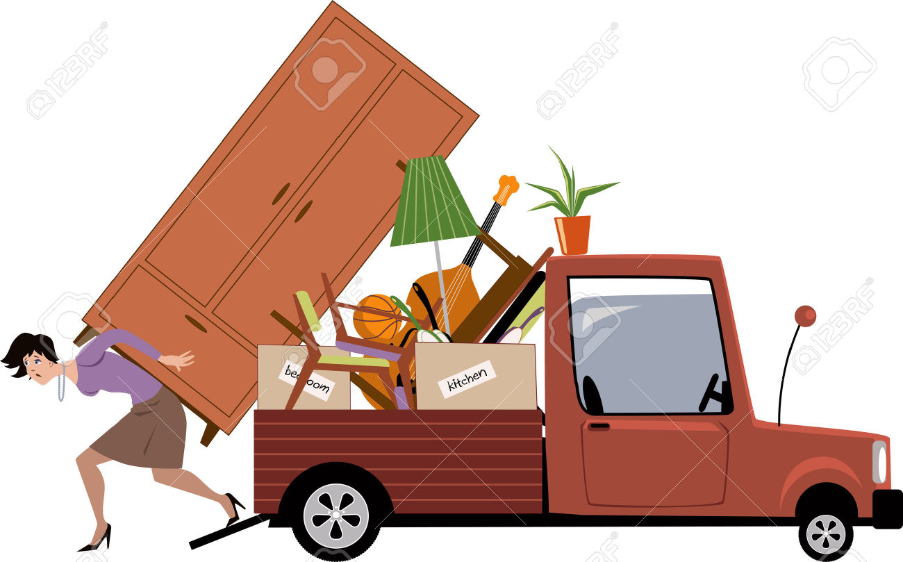 relocation clipart #8