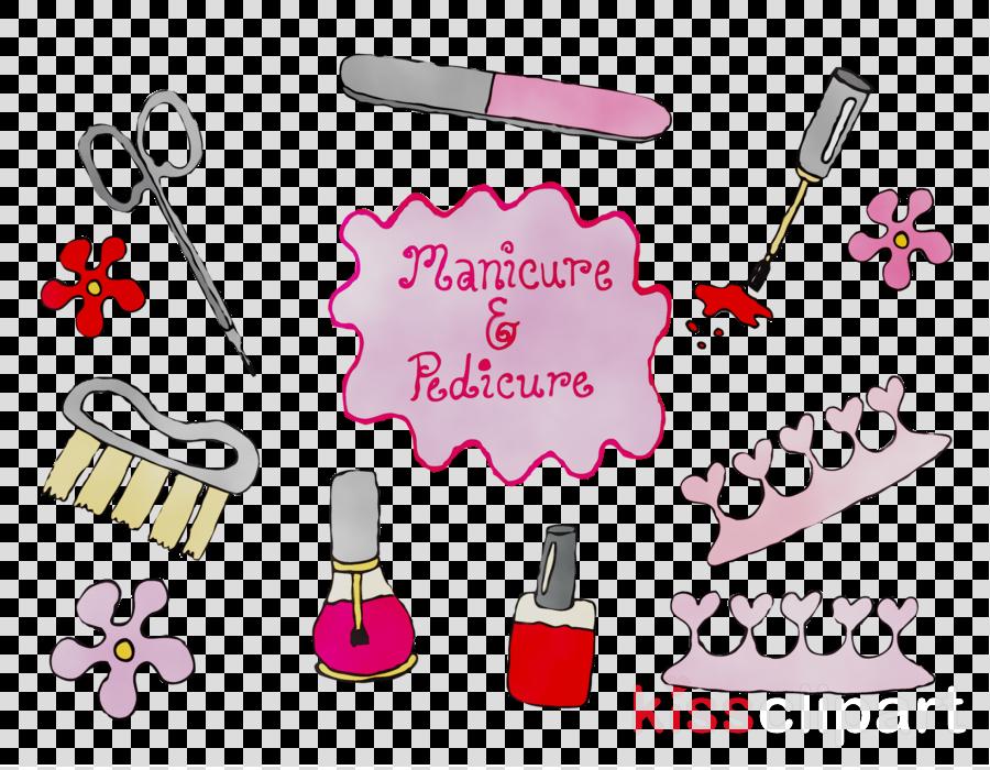 relogio de parede manicure clipart Manicure Pedicure Nail.