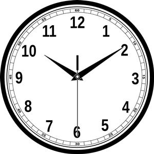 relógio clipart, cliparts of relógio free download (wmf, eps.