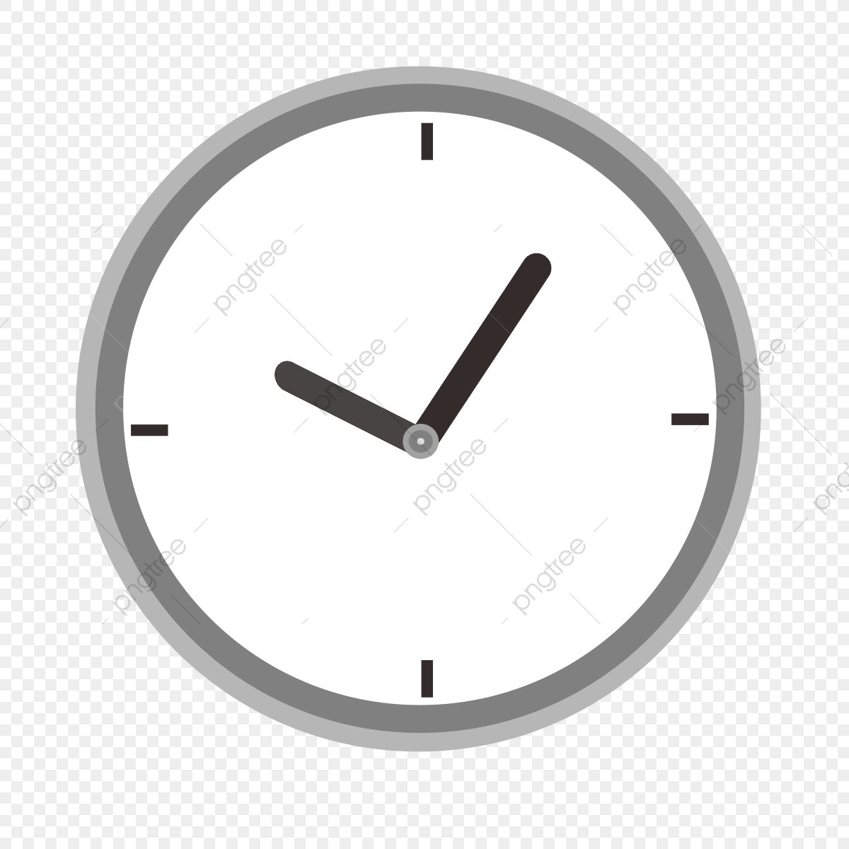 Vector Cartoon Relógio, Png, Relógio, Relógio Dos Desenhos.