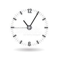 Ilustração Em Vetor Realista Relógio Alarme Relógio imagens.